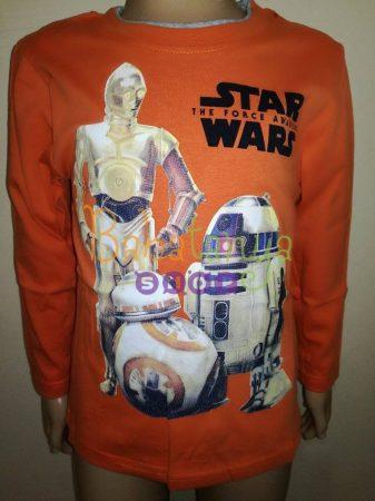 Star Wars vékony hosszúujjú