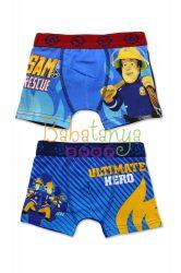 Sam a Tűzoltó 2db-os boxer