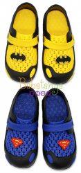 Batman-Superman papucs