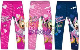 Minnie egeres enyhén bélelt leggings