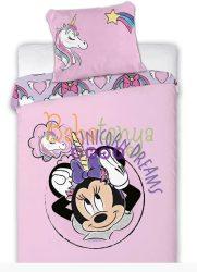 Minnie egeres dupla oldalas  ágyneműhuzat szett