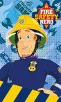 Sam a tűzoltó kéztörkő,arctörlő
