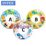 INTEX úszógumi 61cm