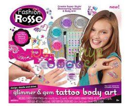 Csillám tetoválás készítő