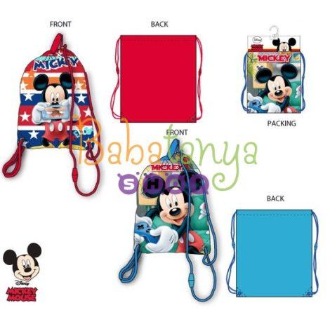 Mickey egeres tornazsák