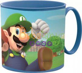 Super Mario micro bögre