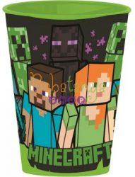 Minecraft pohár