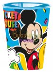 Mickey műanyag pohár