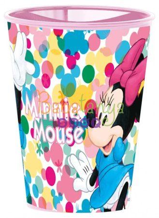 Minnie egeres pohár